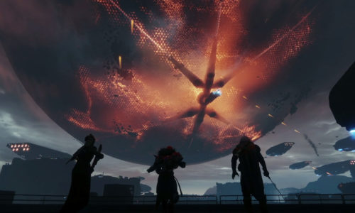 Destiny 2 has the best intro