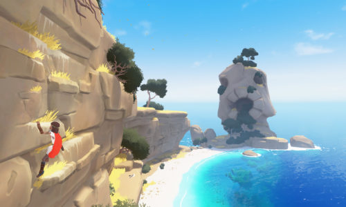 RiME Uses Scenery For Storytelling