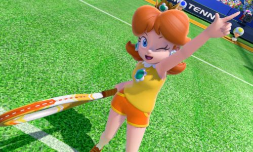 Mario Tennis Aces: Game, Set, Match!
