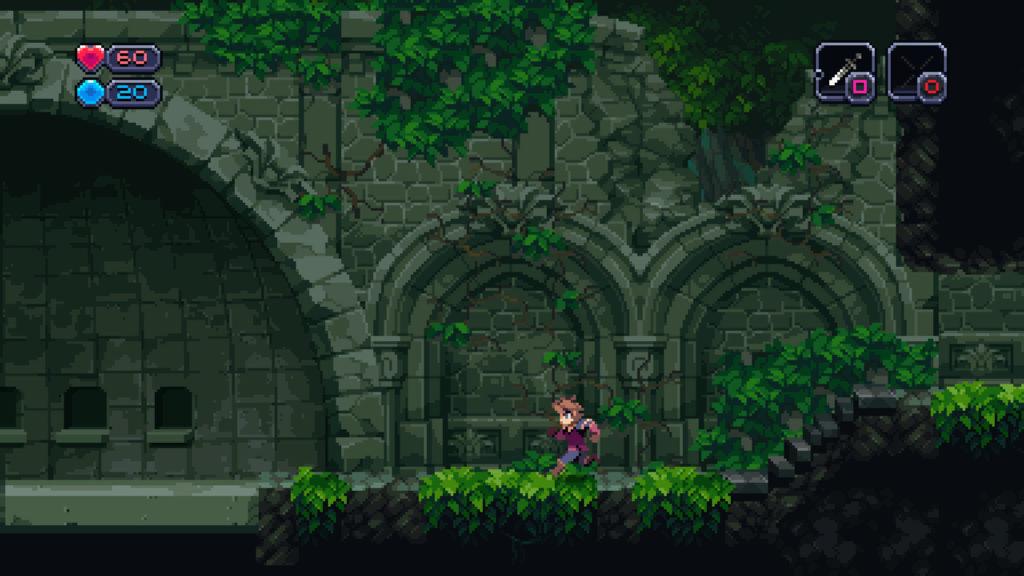 Chasm - Garden