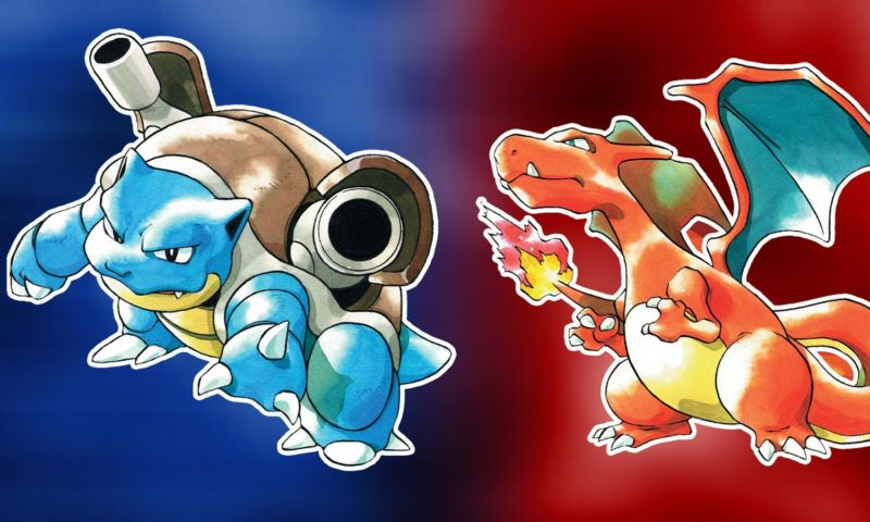 Pokémon Let's Go down the rabbit hole of Red versus Blue